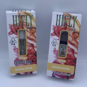 HiFly Sauce Pods Vape  Carts